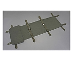 700x1950mm折畳式担架(布製・OD色) EA999ZT