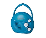 シャワーラジオ ブルー