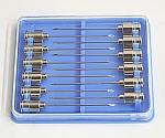 VAN Metal Needle For Penicillin (Gauge 21G Lock Type Needle Tip 14°) RB 1036301
