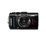 [取扱停止]オリンパス 防水・防塵デジタルカメラ TG-4 ブラック TG-4BLK