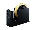 テープカッター<カルカット> スチールタイプ 黒 T-SM111D