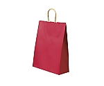 カラー手さげ袋(赤)