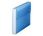 シンプリーズドキュメントファイル 13ポケット(透明)