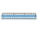 カラー直線定規