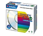 PC DATA用 DVD-RW 書き換えタイプ