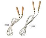 ジャンプロープ 木製回転式
