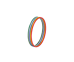体操リング40(5色1組) T2306