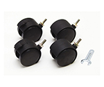 Caster Small for NT/T-D/H-D/H-WD and others