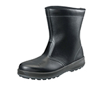 安全靴 (半長靴) WS44 黒