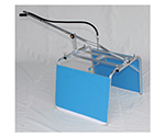 Furrow Weeding Apparatus Wide Width Type DG-900
