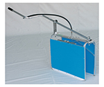 Furrow Weeding Apparatus Narrow Width Type DG-500