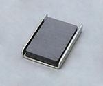 フェライトキャップ磁石(角型)