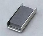 Ferrite Cap Magnet (Square) 45 x 30 x 7 10 Pcs and others