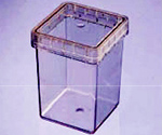 Plant Box (For Culturing Plant, Polycarbonate Product) 100 Pieces CUL-JAR300