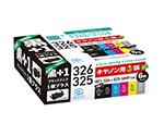 リサイクルインク CANON用 BCI-326+325/6MP プラス325BK