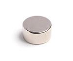 Neodymium Magnetic Stone (Round Type) φ14 x 4 20 Pcs NE008