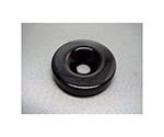 Neodymium Magnetic Stone (Round Type) (With Plate Hole) φ20 x 4.5 - M4 Plate Hole (With Plate Bolt) Nylon Coated 5 Pcs NE369