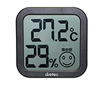 Digital Thermo-Hygrometer O-271BK