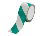 再帰反射テープ緑白 374111