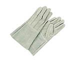 作業用手袋(革手) 1双1組 牛床革 サイズ:フリー 87254
