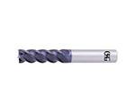 超硬スクエアエンドミル WXコート4刃ロング