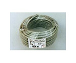 Vinyl Cabtyre Cord (VCT-F) Round Type (0.2Sq Outer Diameter 3.9mm) and others
