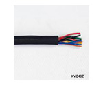 ロボットケーブル KVC-43Z 150V定格 (0.3sq 外径10.0mm)