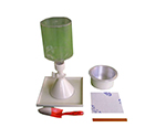 Unit Weight Measuring Instrument (JIS Field Density Measuring Device) S-207