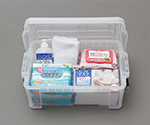 [Discontinued]Storage Hygiene Set For 4 Persons 450 x 295 x 160mm and others
