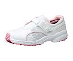 軽量メディカル作業靴 CSS-01N ピンク
