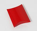 HEIKO 箱 ギフトボックス AX型(ピローボックス)  赤