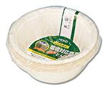 食品容器 バガスペーパーウェア(10枚パック) どんぶり DB-15 004466050