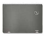 ホワイトボード ノートタイプ NGA302FN08 nuboard A3判 1冊 007450232