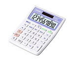 Casio Antibacterial Calculator 10 Digits Calculation MW-102CL-N