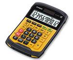 CASIO Waterproof, Dustproof Calculator Mini Just Type WM-320MT-N