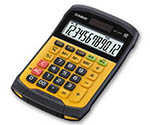 CASIO Waterproof, Dustproof Calculator Mini Just Type WM-320MT-N