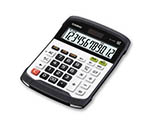 CASIO Waterproof, Dustproof Calculator Desk Type WD-320MT-N