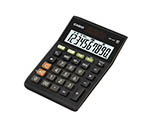 [Out of stock]CASIO Double Tax Rate Calculator Mini Just Type 10 Digits Black MW-100TBK-N