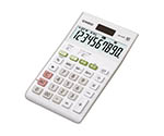 [Out of stock]CASIO Double Tax Rate Calculator Just Type 10 Digits JW-100T-N