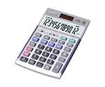 カシオ 本格実務検算タイプ電卓