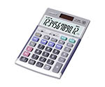 CASIO Full-Scale Business-Oriented Recalculation Type Calculator Just Type JS-20WK-N