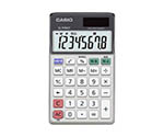 CASIO Calculator Conforming To Law Concerning The Promotion Of Procurement Of Eco-Friendly Goods And Services By The State And Other Entities Notebook Type 8 Digits SL-910GT-N