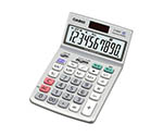 CASIO Calculator Conforming To Law Concerning The Promotion Of Procurement Of Eco-Friendly Goods And Services By The State And Other Entities Just Type 10 Digits JF-100GT-N