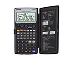 Casio Program Function Calculator Including 128 Formulas FX-5800P-N