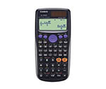 Casio Standard Function Calculator 394 Functions, Features FX-375ES-N
