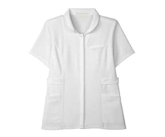 ソフトスムースゆったりジャケット ホワイト