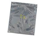 SCS 静電気シールドバッグ ジップトップタイプ 457×457mm 100枚入