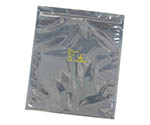 SCS 静電気シールドバッグ ジップトップタイプ 457×457mm 100枚入 3001818
