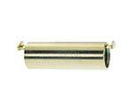 タッチコネクターニップルユニオン(金属) 8mm
