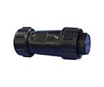 防水メタルコネクタ NJW-20シリーズ 7極 PF10 NJW207PF10